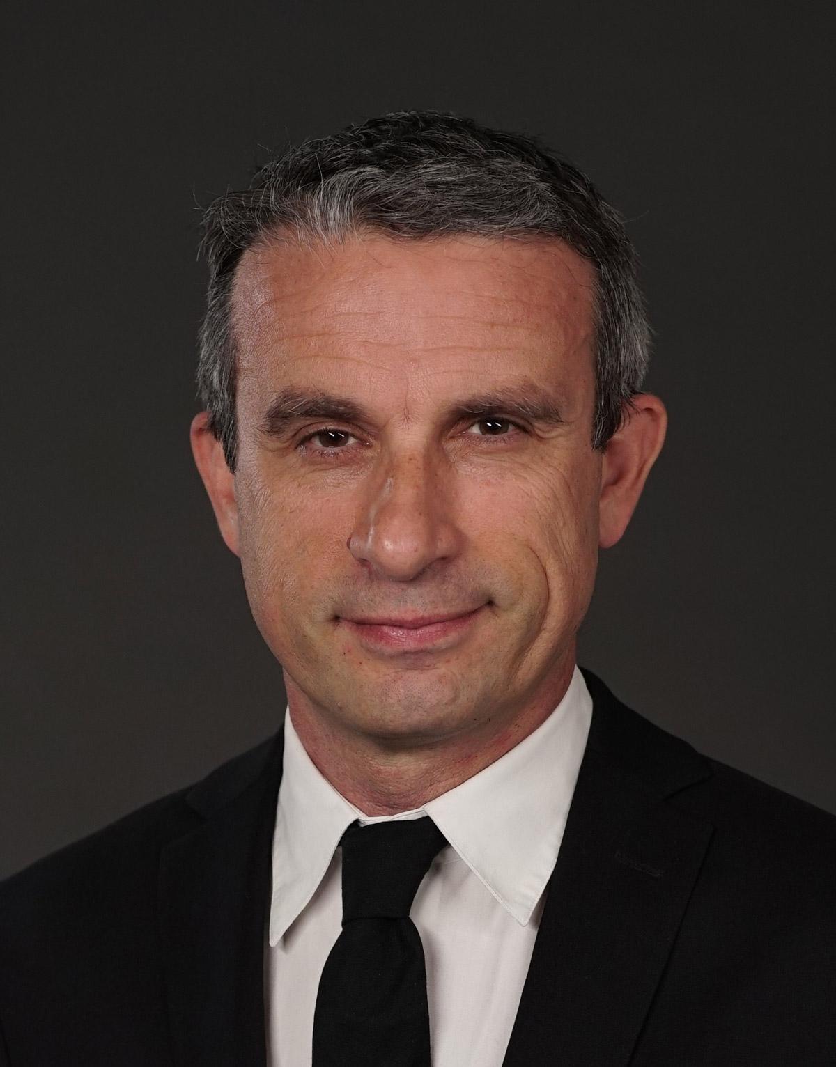Thierry Barbaut Président de l'association Acteurs du Développement